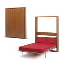 Lit escamotable FLAT couchage 140