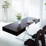 Table relevable CASSIDY WENGE