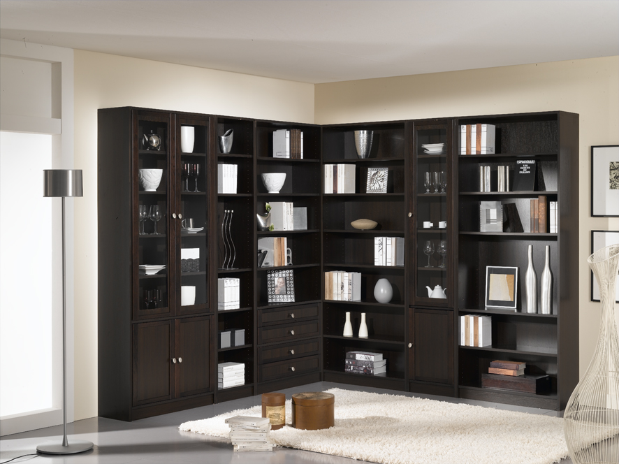 bibliotheque librairie libris l34h183p26 libris l1h6p2 magasin meublus armoire lit diffusion. Black Bedroom Furniture Sets. Home Design Ideas